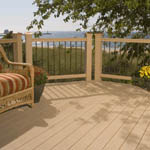 Latitudes Slotted Composite Decking