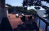 ipe patio decking
